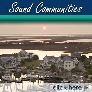 outer banks nc sound communities