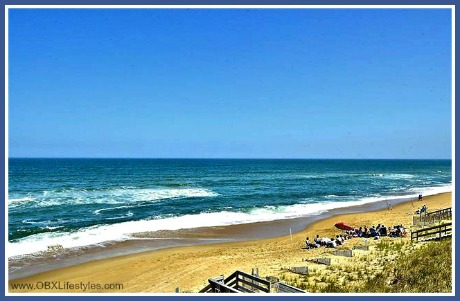Investors in Outer Banks NC homes for sale in Southern Shores appreciate the magnificent views of the ocean on the east side and glorious sunsets over the Currituck Sound to the west.