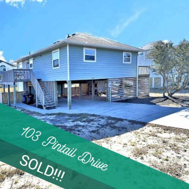 103 Pintail Drive Pristine Beach Cottage In Duck Outer Banks