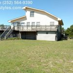 2153 Shad Road, Carova Outer Banks NC Canal Front Home $275,000